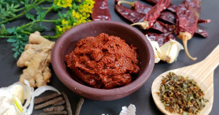 Awaze Spice Paste